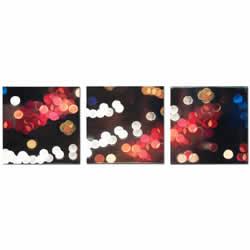 Luminescense Panels - Modern Dots Wall Art