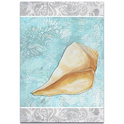 Beach Decor By the Sea v2 - Coastal Bathroom Art on Metal or Acrylic