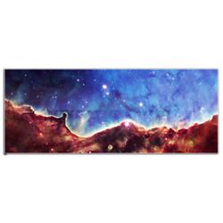 Celestial Landscape - Reverse-Printed Acrylic Art