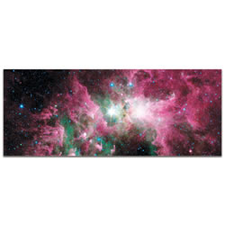 Carina Nebula - Modern Wall Decor