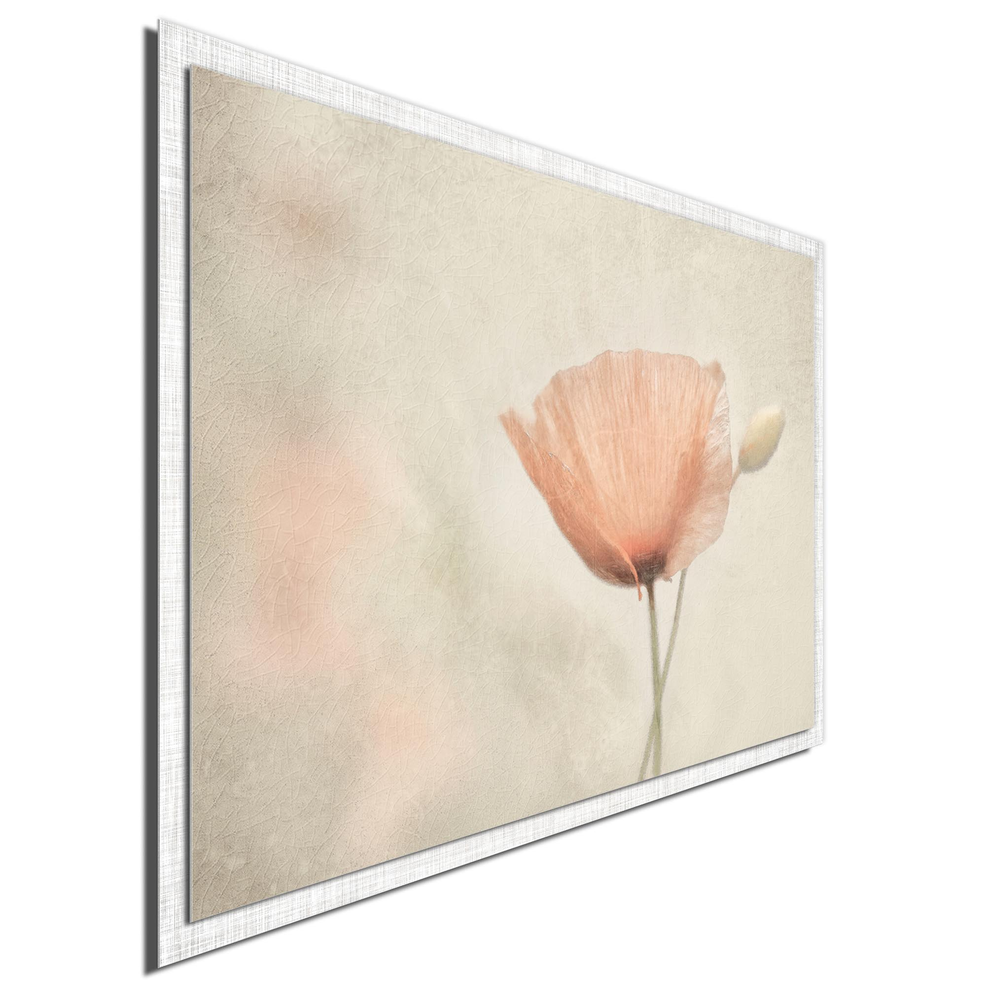 Jewel of Nature by Gilbert Claes - Modern Farmhouse Floral on Metal - Image 2