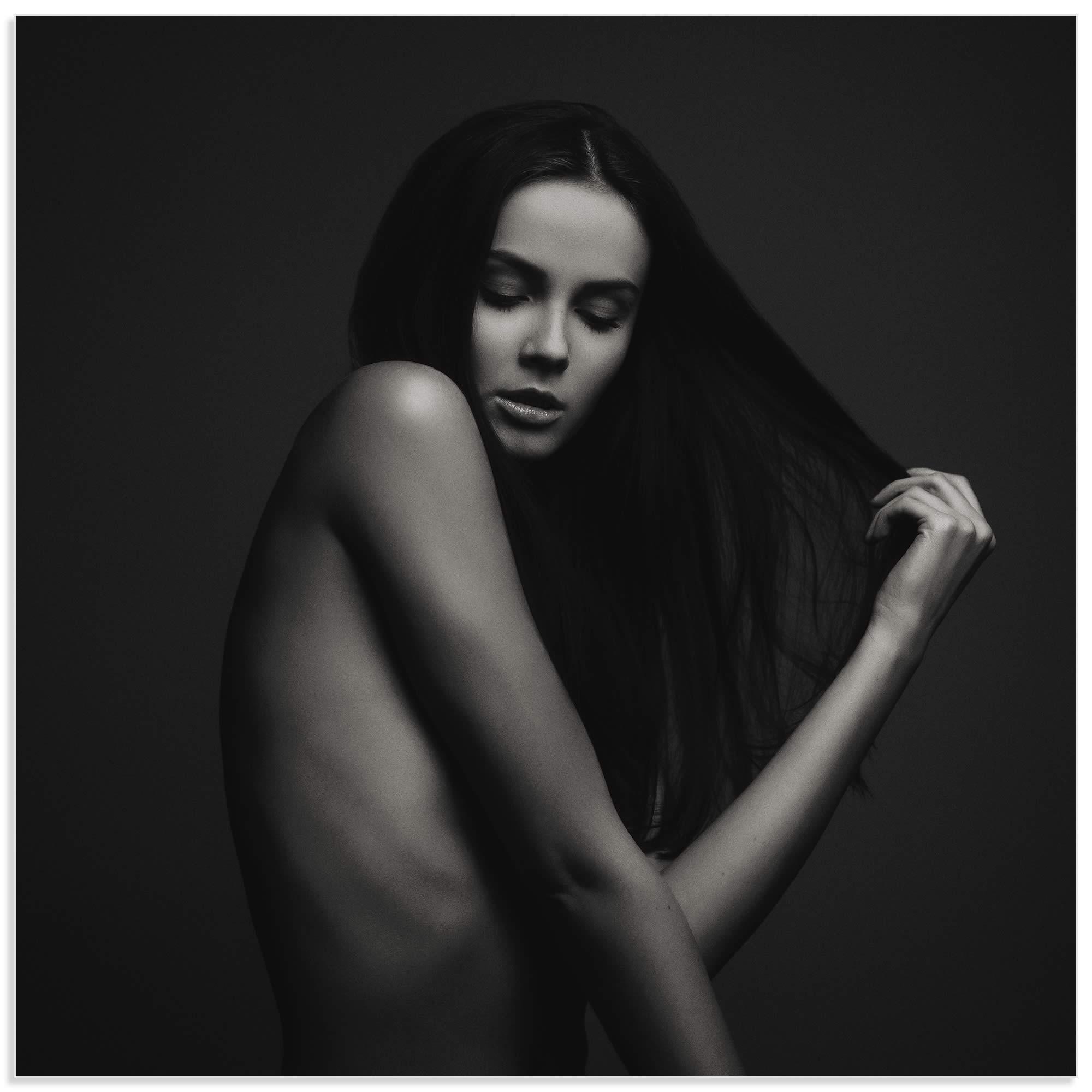 Miriama by Martin Krystynek - Model Photography on Metal or Acrylic - Alternate View 2