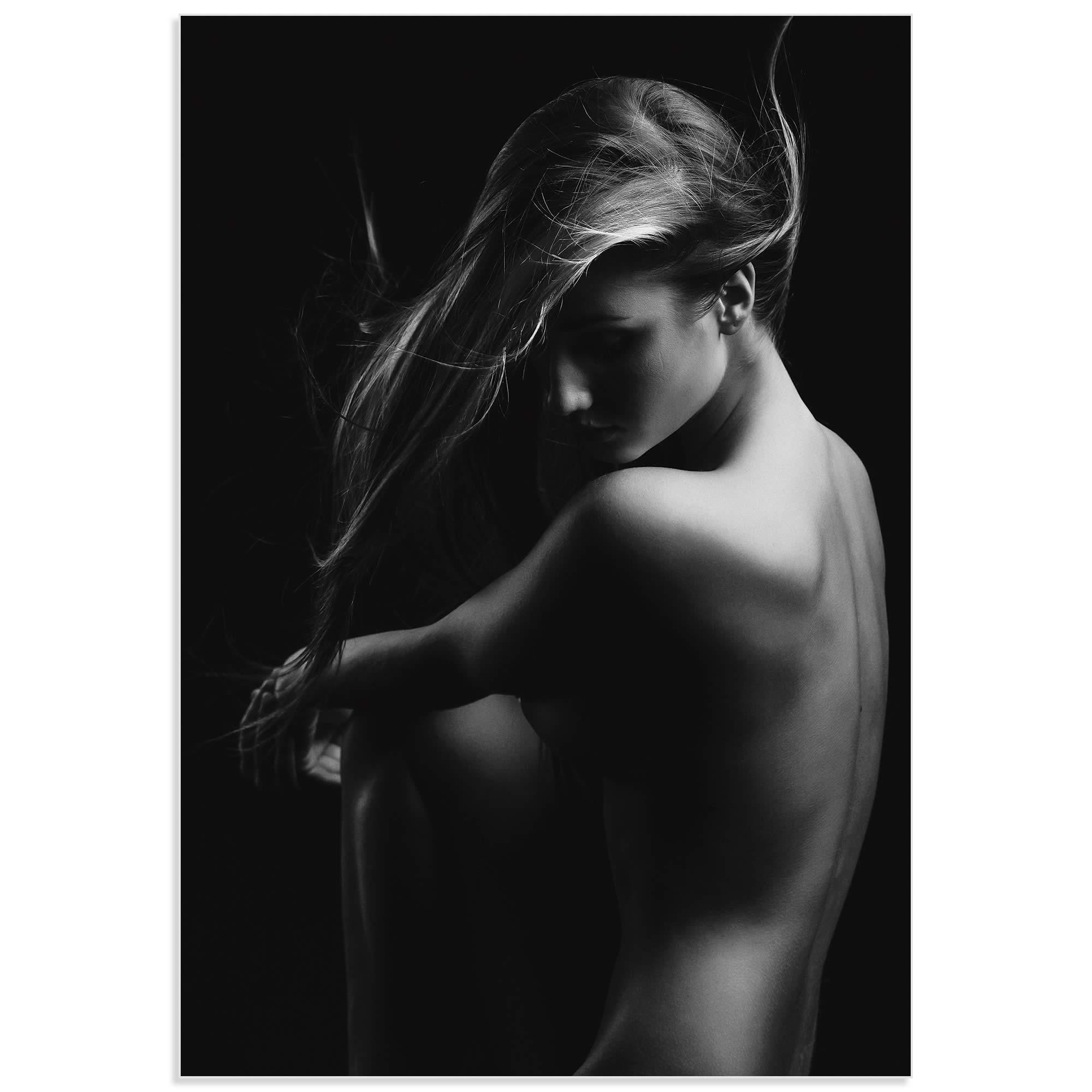 Sensual Beauty by Martin Krystynek - Model Photography on Metal or Acrylic - Alternate View 2