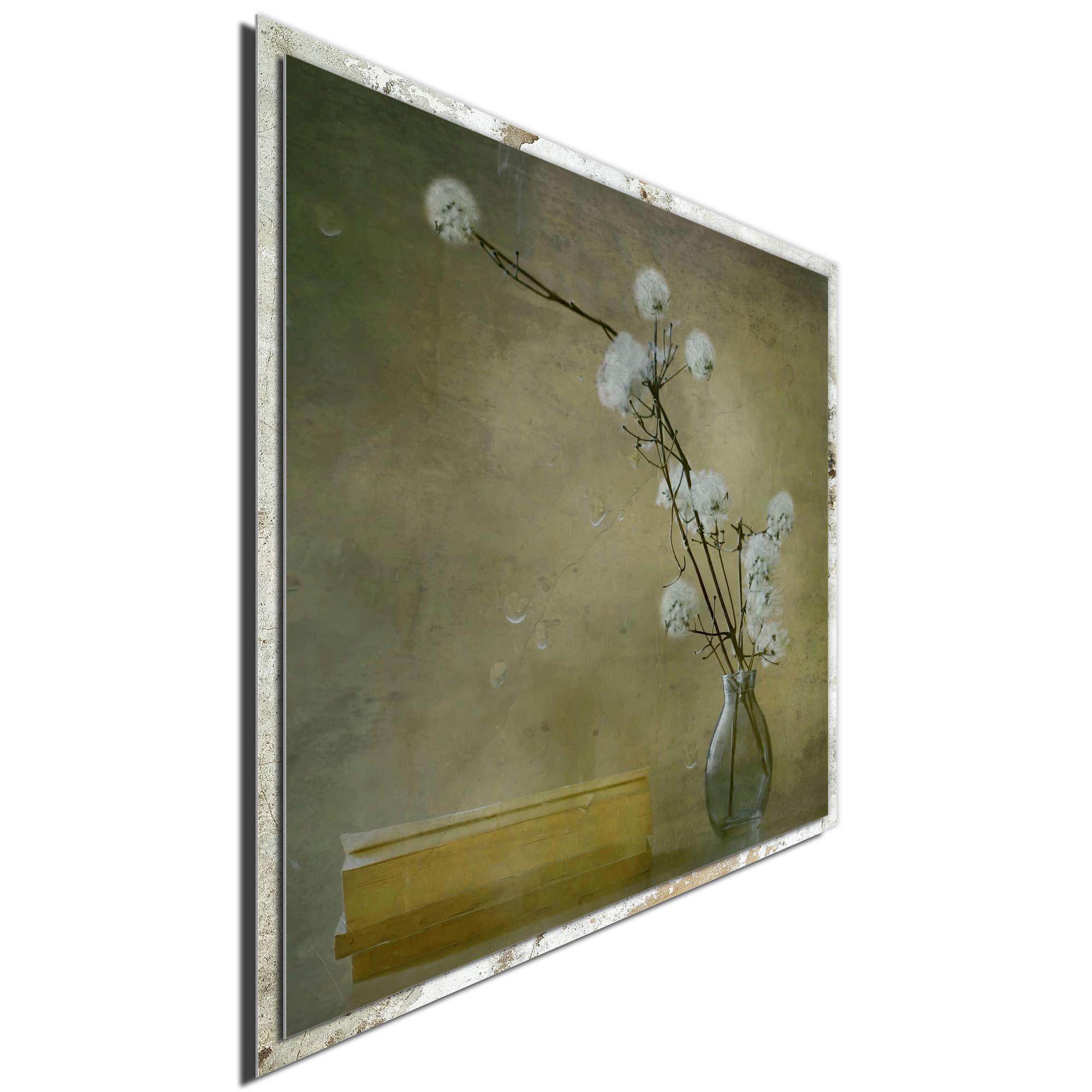 Books by Delphine Devos - Modern Farmhouse Floral on Metal - Image 2